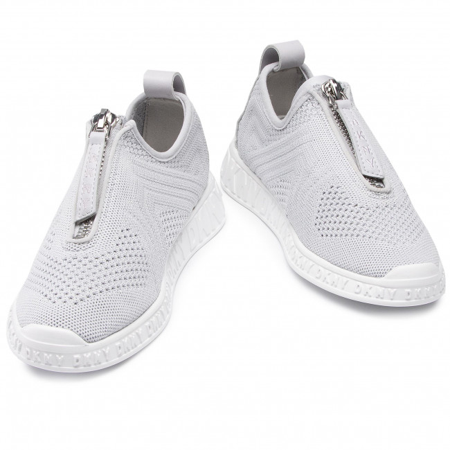 Offres abordables Sneakers DKNY - Melissa K1066553  Warm Grey - Sneakers - Chaussures basses - Femme  Prendre plaisir