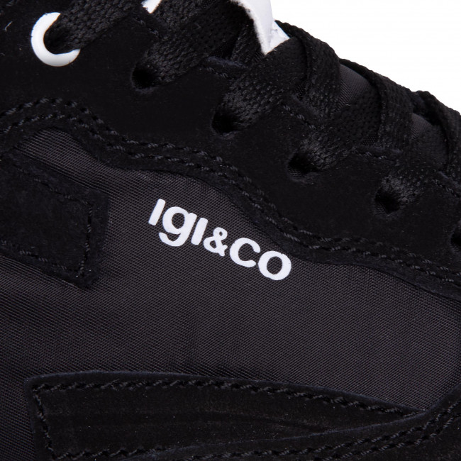 Sneakers IGI&CO - 5127400 Nero - Sneakers - Chaussures basses - Homme