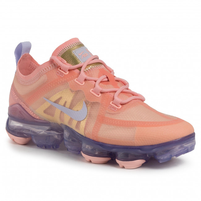 Chaussures NIKE Air Vapormax 2019 AR6632 603 Bleached CoralAmethyst Tint
