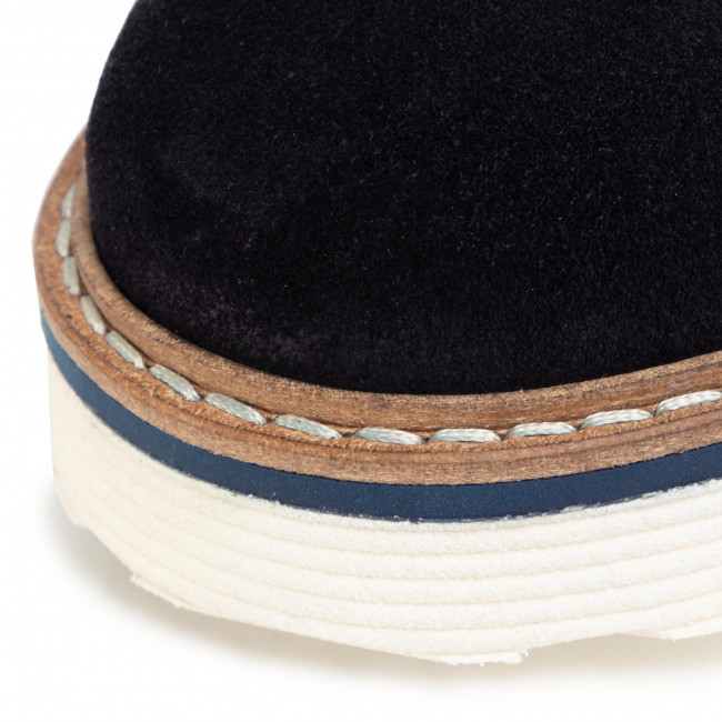 Chaussures basses MARC O'POLO - 001 25723401300 Navy 890 - Détente - Chaussures basses - Homme