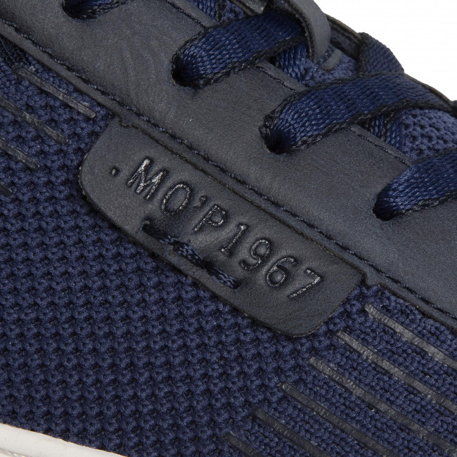 Tennis MARC O'POLO - 002 25573501 614 Navy 890 - Baskets - Chaussures basses - Homme