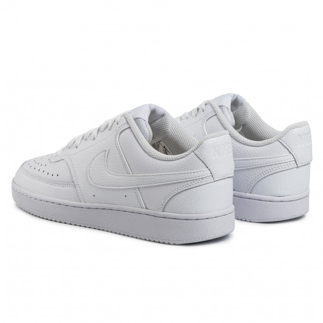 Chaussures NIKE Court Vision Lo CD5463 100 WhiteWhiteWhite