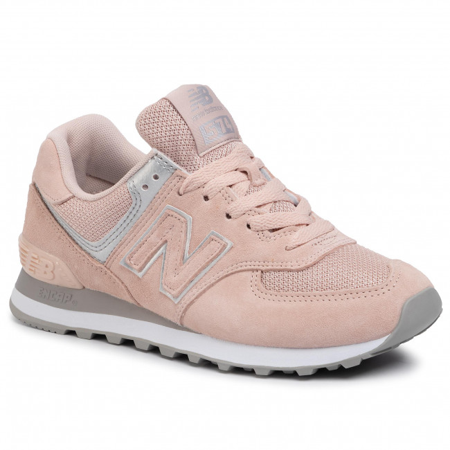 chaussures femme new balance rose