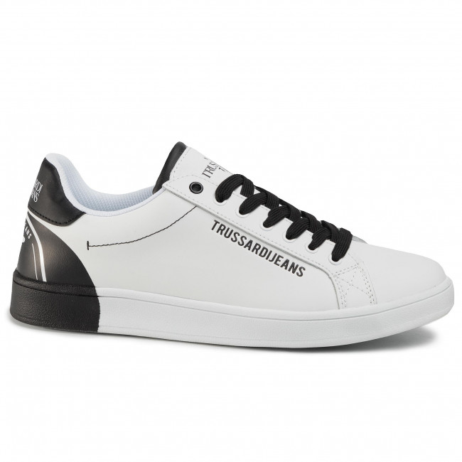 Sneakers TRUSSARDI JEANS - 77A00240 W601 - Sneakers - Chaussures basses - Homme