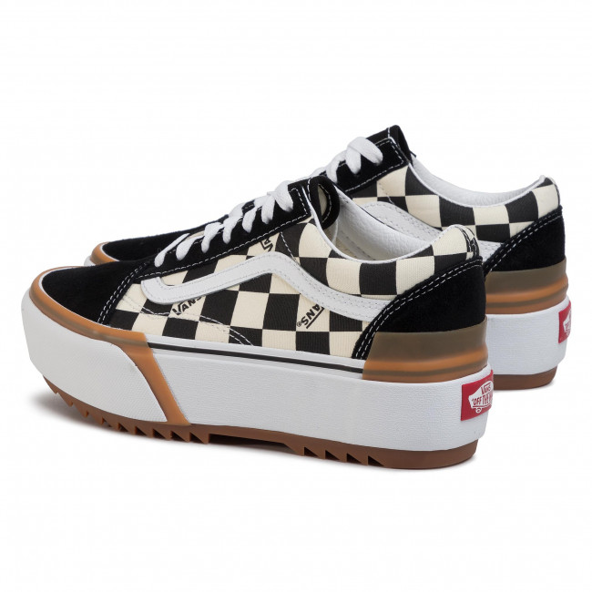 Vans Old Skool Stacked Checkerboard VN0A4U15VLV1
