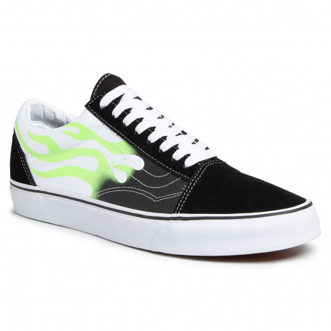 chaussure vans flamme homme