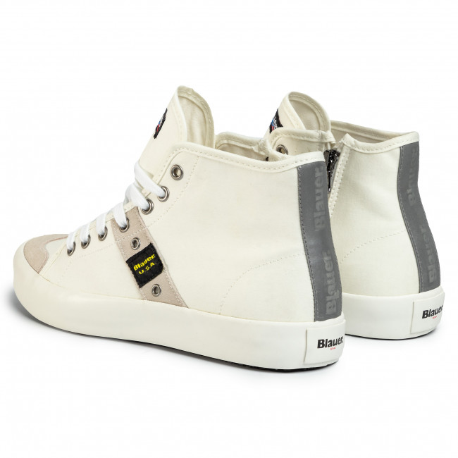 Tennis Blauer - S0vegas04/can White Baskets Chaussures Basses Homme