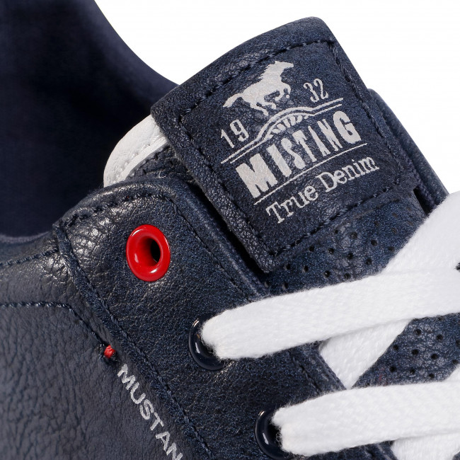 Sneakers Mustang - 1353-301-820 Navy Chaussures Basses Femme
