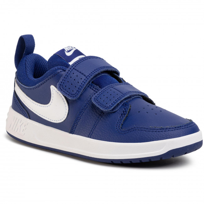 Chaussures NIKE Pico 5 (PSV) AR4161 400 Deep Royal BlueWhite