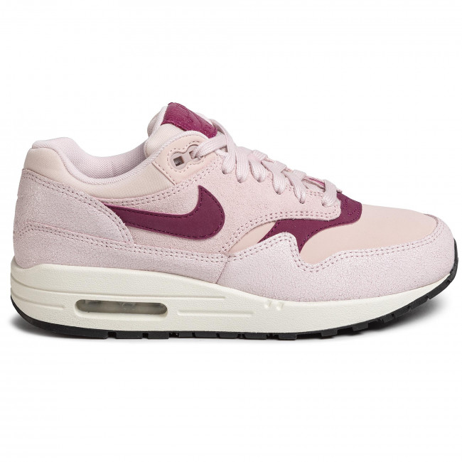 Chaussures NIKE Air Max 1 Prm 454746 604 Barely RoseTrue Berry