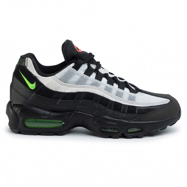 Chaussures NIKE Air Max 95 Essential AT9865 004 BlackElectric Green