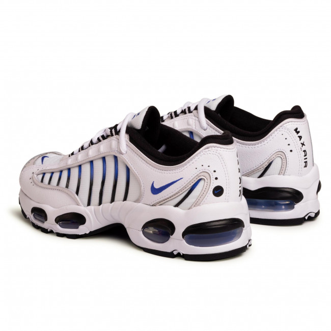 Chaussures NIKE Air Max Tailwind IV (GS) BQ9810 104 WhiteRacer BlueSummit White
