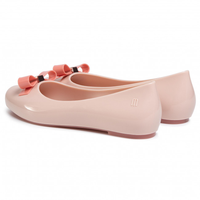 Offres abordables Ballerines MELISSA - Aura Ad 32925 Light Pink 01276 - Ballerines - Chaussures basses - Femme  Prendre plaisir