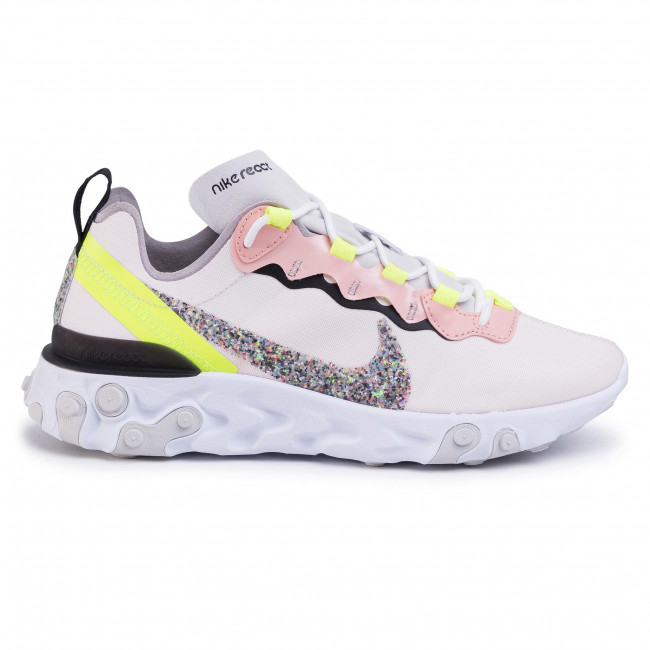 Chaussures NIKE - React Element 55 Prm CD6964 600 Light Soft Pink