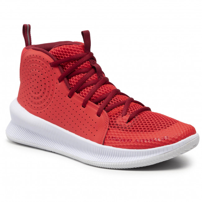 Chaussures UNDER ARMOUR - Ua Jet 3022051-600 Red