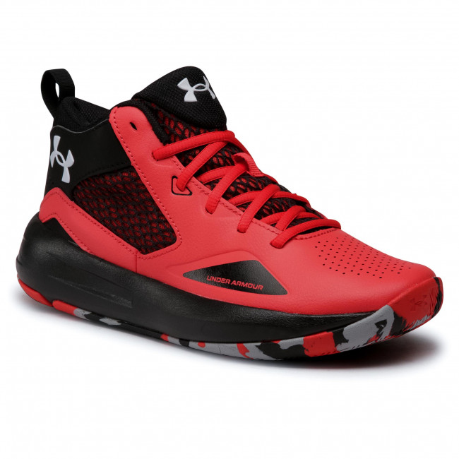 Chaussures UNDER ARMOUR - Ua Lockdown 5 3023949-601 Red