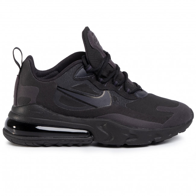 Chaussures NIKE Air Max 270 React AT6174 003 BlackOil GreyOil GreyBlack