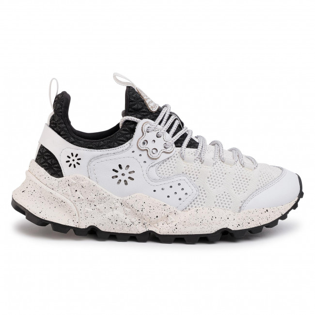 Sneakers Flower Mountain - Kotesu 0012013721.02.0n01 Bianco Chaussures Basses Homme