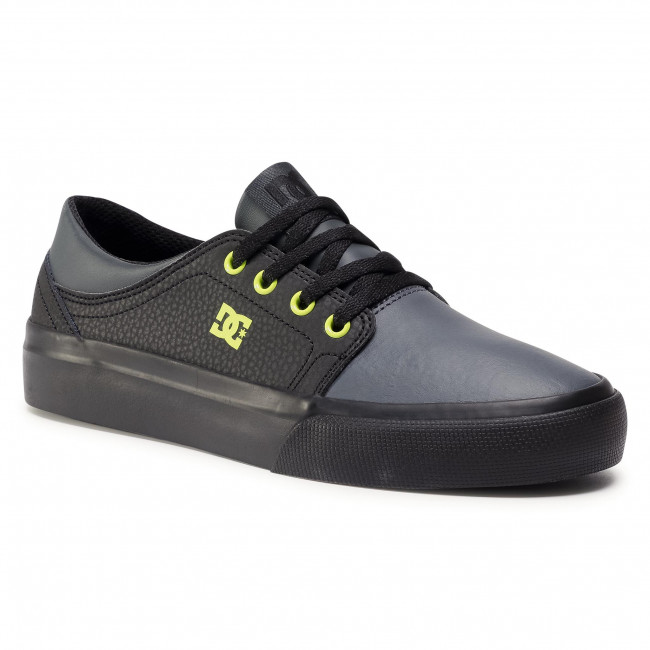 Tennis DC - Trase ADBS300138 Black/Yellow(Byo)