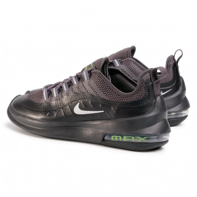Chaussures Nike - Air Max Axis Prem 2148 009 Thunder Grey/metallic Silver Sneakers Basses Homme