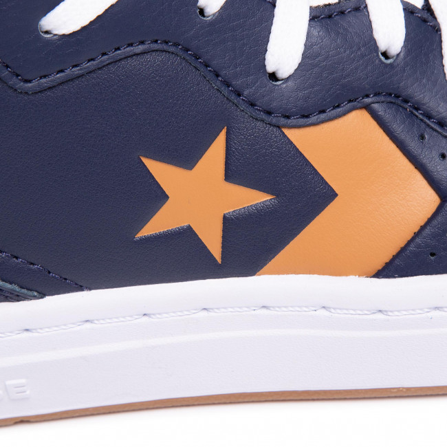 Sneakers Converse - Rival Mid 167883c Obsidian/golden Tan/white Chaussures Basses Homme