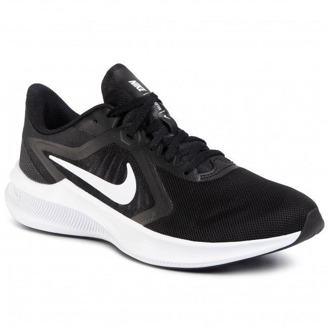 Chaussures NIKE - Downshifter 10 CI9981 004 Black/White/Anthracite