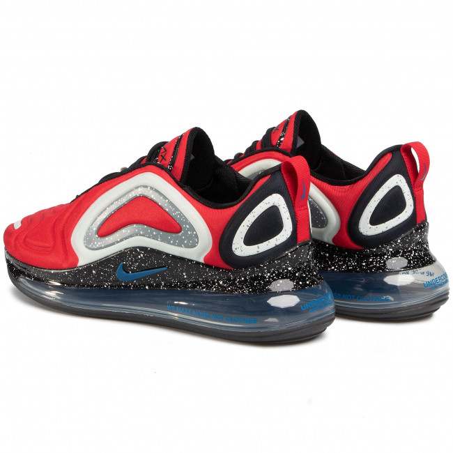 Chaussures NIKE Air Max 720Undercover CN2408 600 University RedBlue Jay
