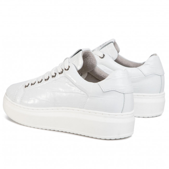 Sneakers Tamaris - 1-23775-34 White 100 Chaussures Basses Femme