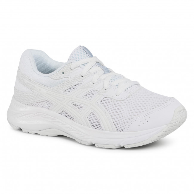 Chaussures ASICS - Contend 6 Gs 1014A086 White/White 102