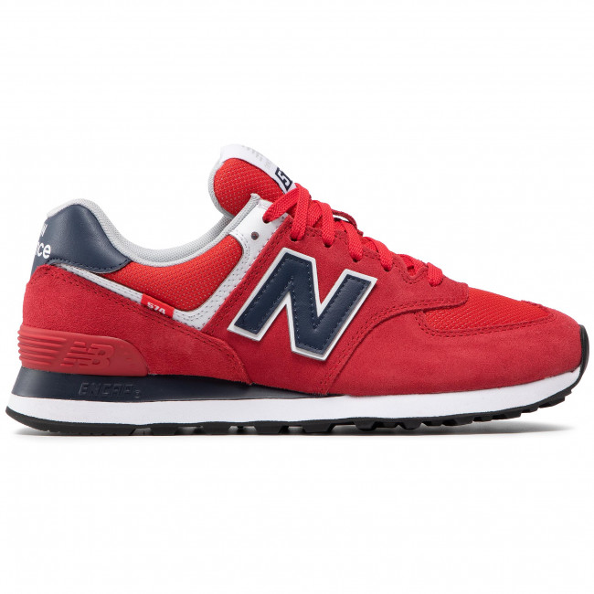 Sneakers NEW BALANCE - ML574SP2 Rouge