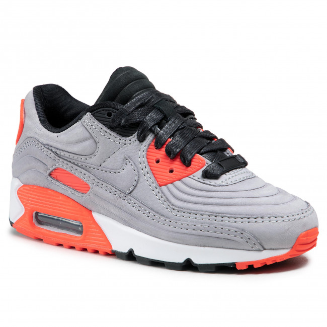 Chaussures NIKE - Air Max 90 Qs CZ7656 001 Night Silver - Sneakers ...