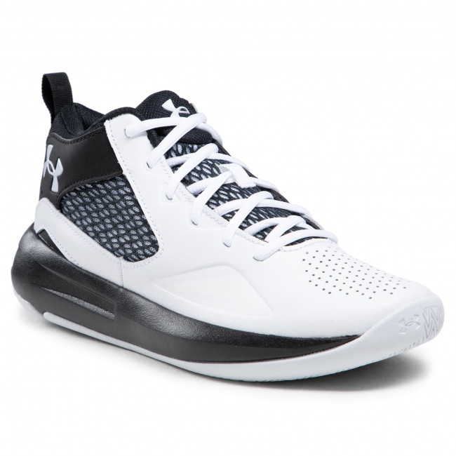 Chaussures UNDER ARMOUR - Ua Lockdown 5 3023949-100 Wht