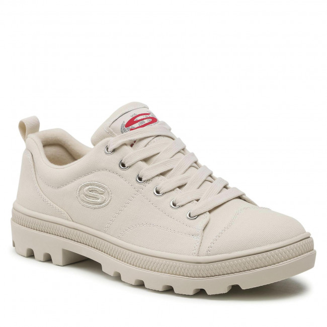 Chaussures basses SKECHERS - Total Color 155093/OFWT Off White