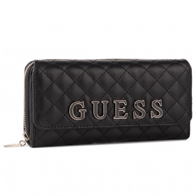 Portefeuille femme grand format GUESS Passion (VG) Slg SWVG74 08620 BLA