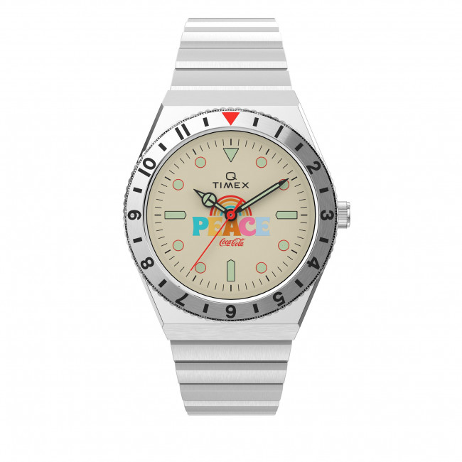 Montre TIMEX - Lab Archive 1971 Unity Collection TW2V25800 Silver