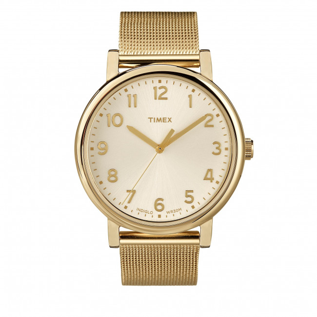 Montre TIMEX - Essential Collection T2N598 Gold