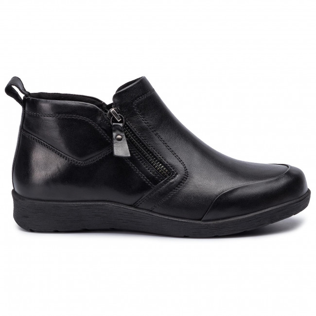 Bottines Go Soft Wi23-ula-02 Black
