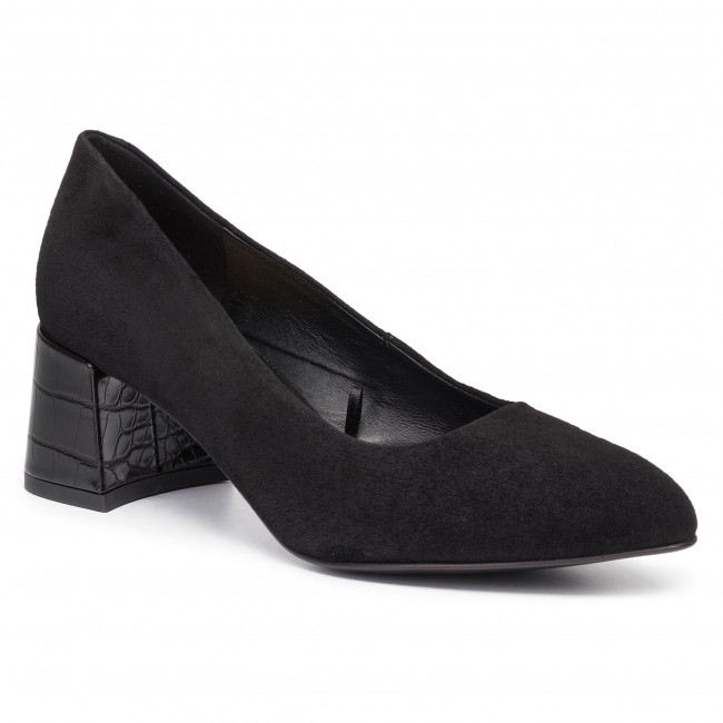abordables Chaussures basses GINO ROSSI - DCI635-HIROMI Black - Escarpins - Chaussures basses - Femme  Prendre plaisir