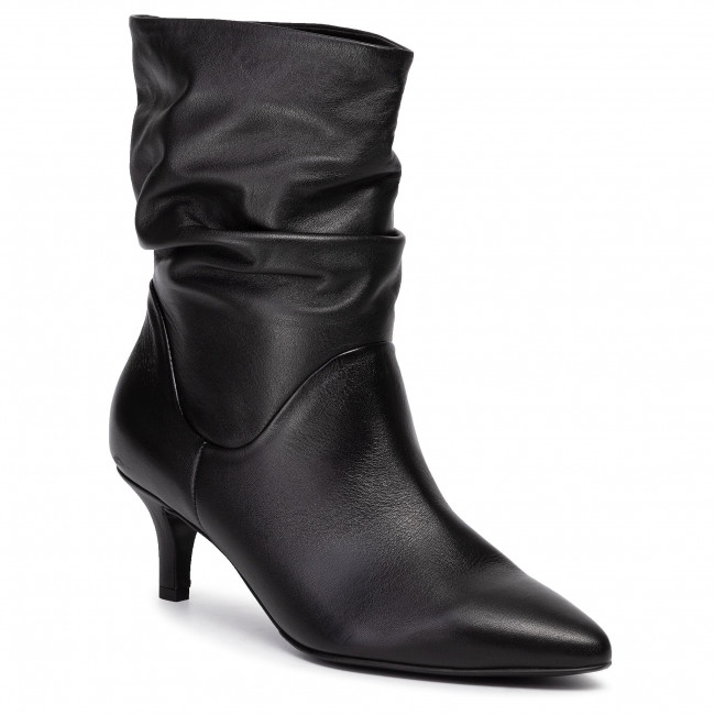 abordables Bottines GINO ROSSI - DB592N-TWO-OW00-9900-F Black - Bottines - Bottes et autres - Femme  Prendre plaisir