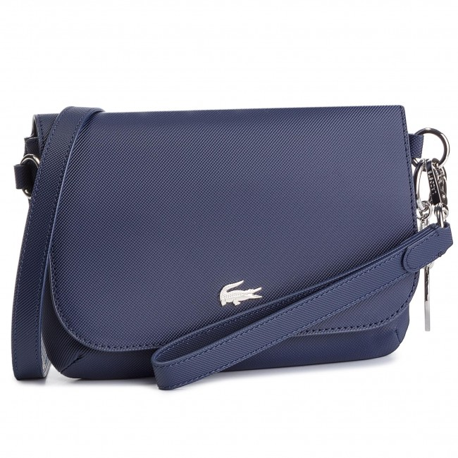 021 Crossover Lacoste S Nf2531dc À Bag Sac Main Peacoat roCxBed