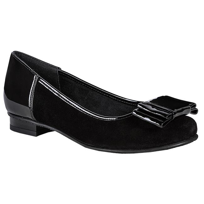 Ballerines BUT-S - S493-CAC-0AX Noir