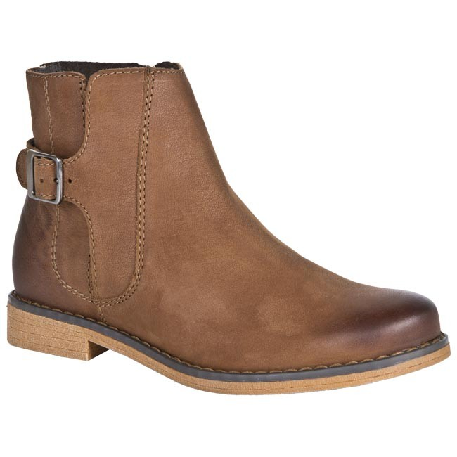 Bottines BUT-S - R403-Z20-0R0 Marron