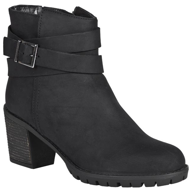 Bottines CAPRICE - 9-25462-39 Black 001