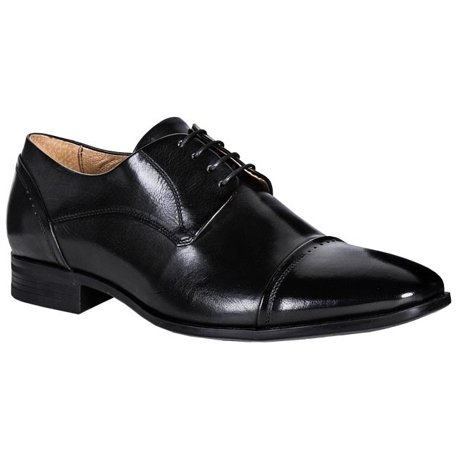 Chaussures basses GINO ROSSI - MPC773-3V00-525-9900 Noir