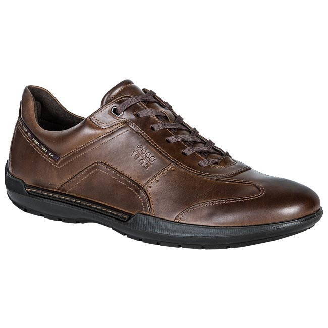 Chaussures basses ECCO - Welt Sneaker 53050401482 Cacao