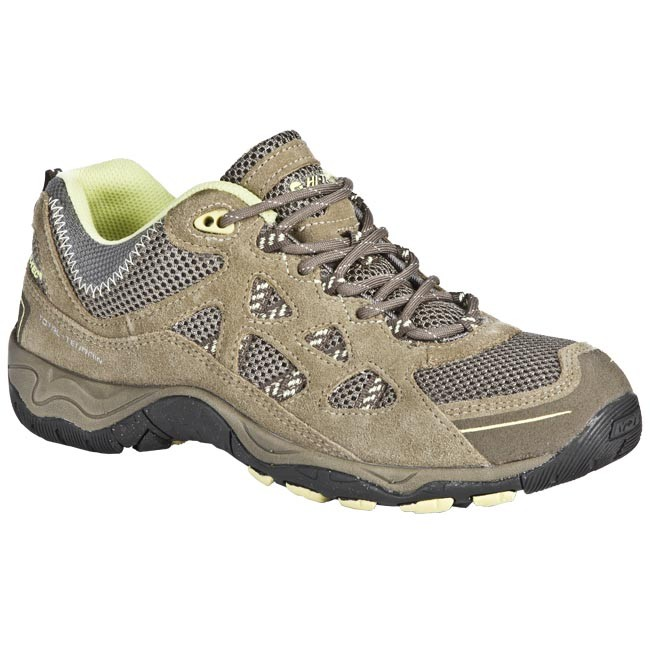 Chaussures basses HI-TEC - Total Terrain Aero Womens Marron
