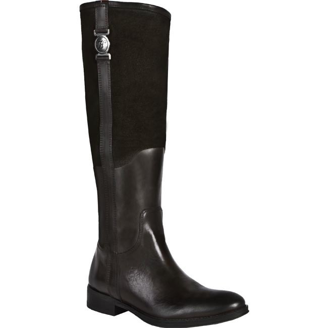 Bottes cavalières TOMMY HILFIGER - FW56814727 Coffee Bean 212
