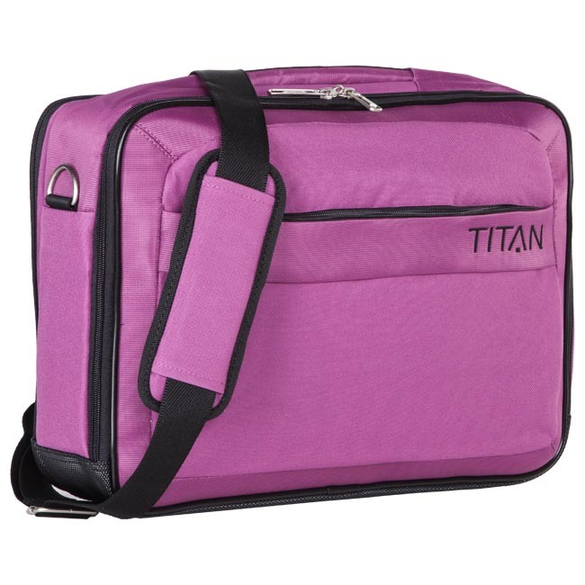 Sac ordinateur TITAN - 33570103-52 Rose