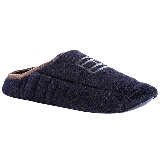 Chaussons TOMMY HILFIGER - FM56814670 Midnight 403