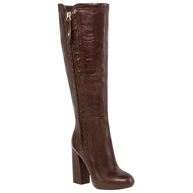 Bottes GUESS - FL4ZYTLEA11 Brown